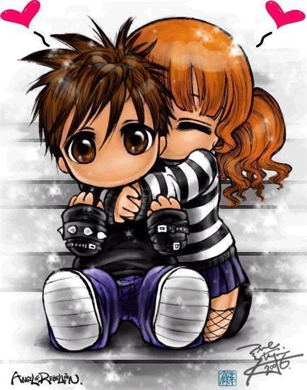 Imagenes de Amor: Imagenes de Emos Enamorados Para Facebook